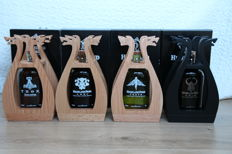 4 bottles - Complete Highland Park Valhalla Collection