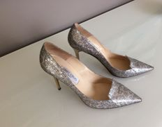 Jimmy Choo - Damesschoen met naaldhak evening shoe 39 1/2