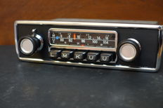 Blaupunkt Frankfurt classic car radio with FM - 1971