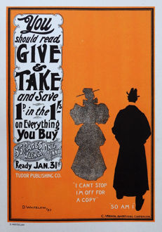 David Whitelaw – Give and Take – 1897