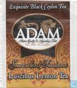 Luscious Lemon Tea