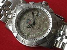 TAG Heuer - Professional 200M Tropical Meteor Dial - WD1211-K-20 Sapphire - Men - 1990-1999