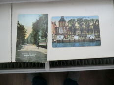 Postcards, from all over the Netherlands, 122x
