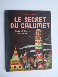 Le Secret du Calumet - C - EO (1947 )