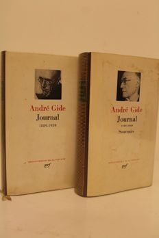 Pléiade; André Gide - Journal. 1889-1939 & 1939-1949 - 2 volumes - 1970 / 1972