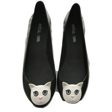 Karl Lagerfeld - sold out everywhere, Choupette ballerinas size 39