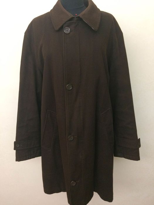 Burberry London - Vintage coat, brown