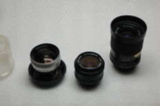 Set of lenses
