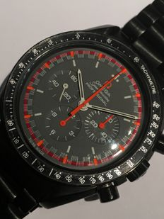 Omega - Speedmaster Racing Black!!! - 145.022 - 男士 - 1970-1979