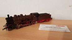 Primex H0 - From set 2701 - Steam locomotive ''Orient express'' of the SNCF