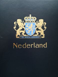 The Netherlands 1946/1969 - Collection in Davo LX album with case
