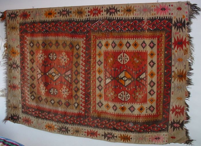 Authentic NOMADIC KILIM