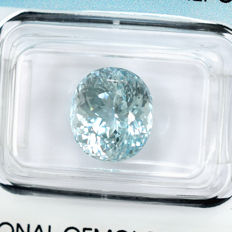 Aquamarin - 4.92 ct