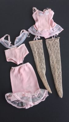 Vintage Barbie's Lingerie from the 1960s