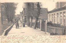 North Holland, with beautiful views of streets and photo cards, among others: Buiksloot, Andijk, Beverwijk, Breezand, Bakkum, Egmond, 79x