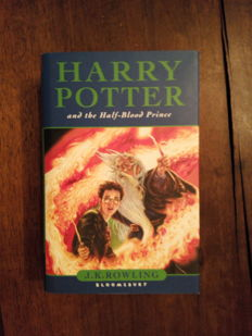J.K. Rowling - Harry Potter and the half-Blood Prince - 2005