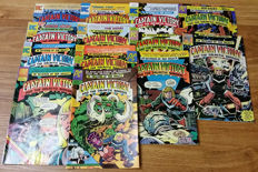 Captain Victory and the Galactic Rangers - Complete Set - Jack Kirby - (1981/1983)