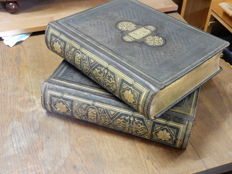 Jacob Cats - Alle de wercken - 2 volumes - 1862