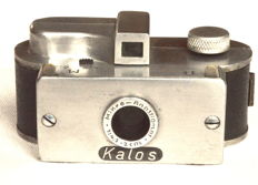 Kalos Miniature camera, 1950