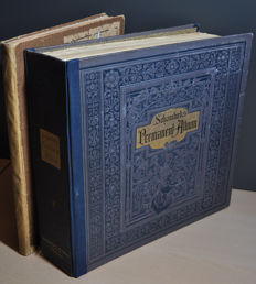 World - Collection incl. Egypt, English territories, Africa and South America