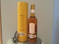 Littlemill 12 years old Distillery bottling - discontinued