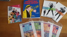 Collection of Trade Paperbacks - Dick Tracy, Give Me Liberty, The Avengers and James Bond 8x sc (1987/1992)