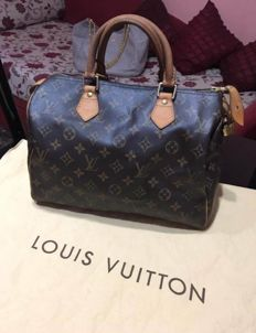 Louis Vuitton - Speedy 30 - Hand bag