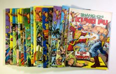 Shang-Chi Maestro del Kung Fu - 16x albums in sequence 3/18 (1975-76)