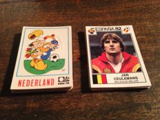 Panini - World Cup 1974 Germany + World Cup 1982 Spain - 29 different pictures