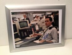 "Charlie Sheen Signed ""Wall Street""  Photo (PSA COA)"