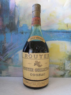 1865 Rouyer Guillet & C. Cognac 75 cl 42% - Rare