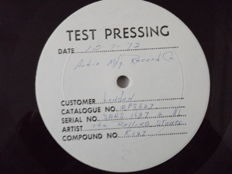 "Rolling Stones : Rare Test Press 1972"" More Hot Rocks"""