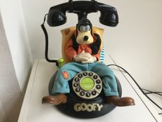 Disney, Walt- Telefoon Superfone Holland - Goofy/Dingo  (jaren '80/'90)