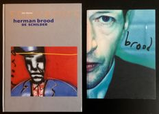Herman Brood; Lot with 2 publications - 2001 / 2002