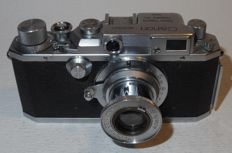 Canon IV - only 1,440 made - 1951