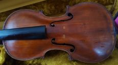 Old antique French violin