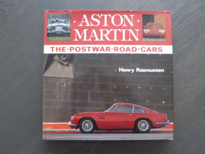 Boeken - Aston Martin The postwar road cars