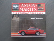 Book; Henry Rasmussen - Aston Martin The postwar road cars - 1990