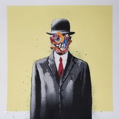 Martin Whatson - Son of Man (Yellow)