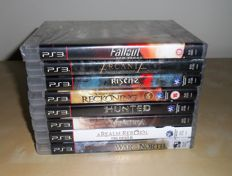 PS3 RPG collection - 8 pieces