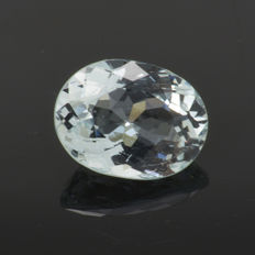 Aquamarine - 2.54 ct - No reserve price