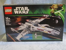Star wars - 10240 - Red Five X-Wing Starfighter