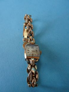 14 kt Gold ladies watch by Anker Lincoln