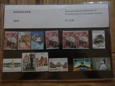 The Netherlands 1975 - Official PTT year collection