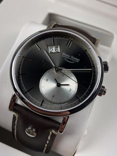 Bruno Söhnle (Glashütte) Lago GMT Dual Timer ref: 17-13156-841 - men's watch