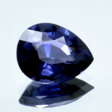 Blue spinel - 1.19 ct - No Reserve Price