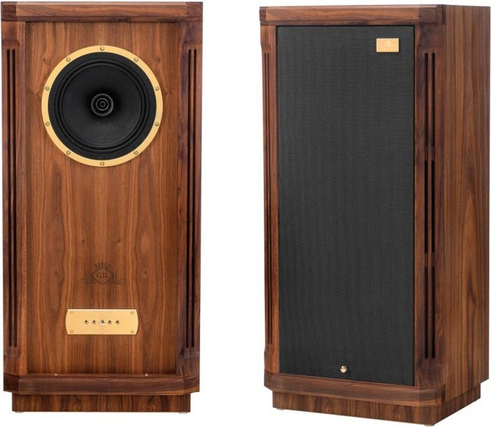 High End Speakers >> Set Of Original Tannoy Turnberry Gr High End Speakers New Catawiki