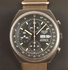 Heuer - Montreal - 280 SL - Men's watch - 1970-1979