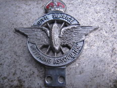 Old English car / motorcycle emblem