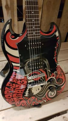 Epiphone Emily the Strange G-310 SG Limited Edition